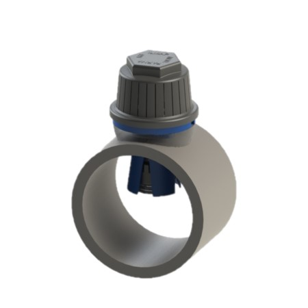 Filter Nozzle PTLT on pipe