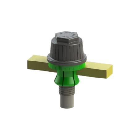 Filter Nozzle with TS expanding bolt