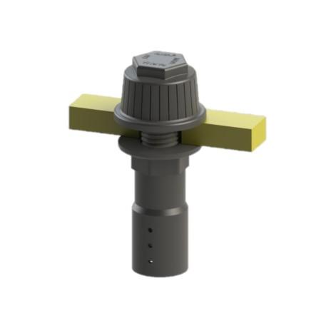 Filter Nozzle with DPI valve